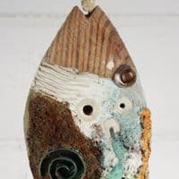 Spiral Driftwood Fish | Laurence Henry